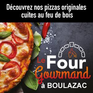 Bannière Four gourmand mobile